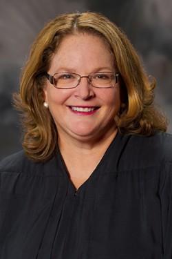 Washington state Supreme Court Chief Justice Mary Fairhurst