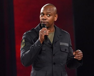 Chappelle is back in action.