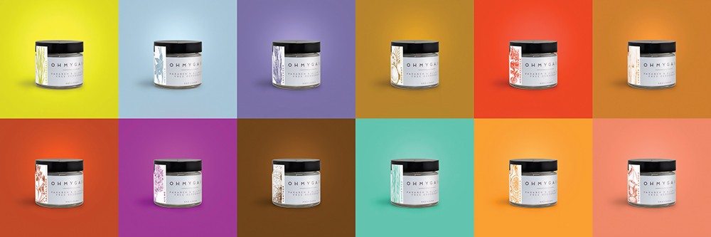 The Ohmygaia line of locally made deodorant comes in 14 scents.