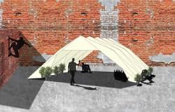 COURTESY WSU SCHOOL OF DESIGN + CONSTRUCTION