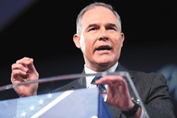 Trump's choice to lead the EPA: Scott Pruitt - GAGE SKIDMORE