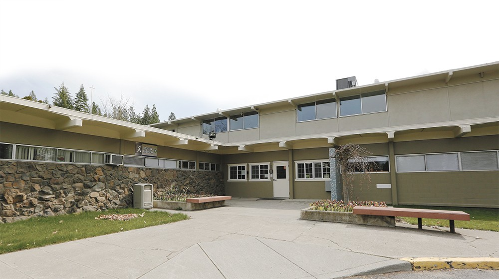 Excelsior Youth Center in northwest Spokane is the state's largest Behavioral Rehabilitation Services facility. - YOUNG KWAK PHOTO