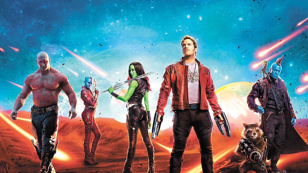 The hits just keep on coming: Guardians of the Galaxy Vol. 2 is another fast-paced, funny blockbuster courtesy of Marvel Studios.