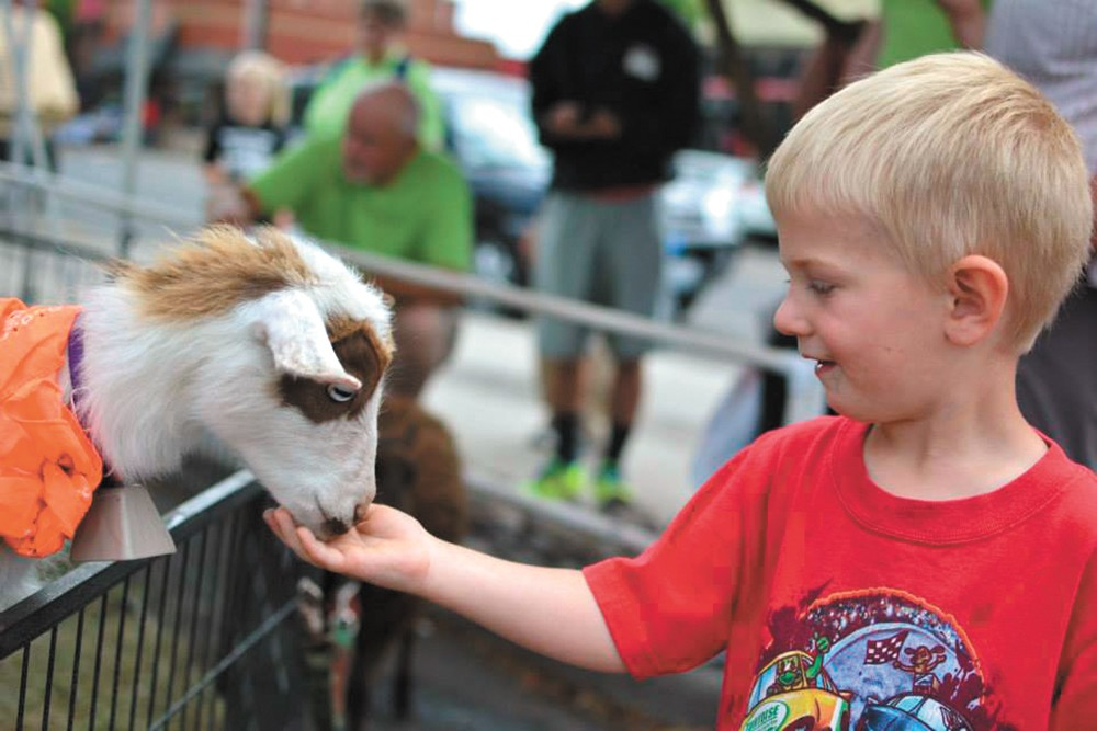 MayFest runs Friday and Saturday in Cheney.