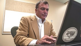 EWU professor Ed Byrnes