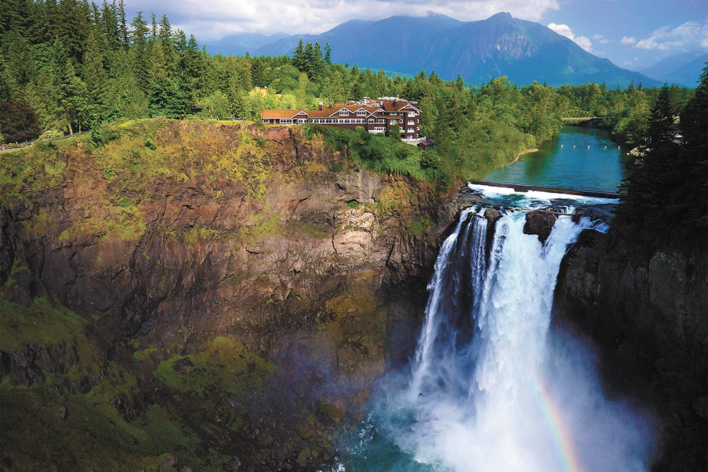 The real Twin Peaks: Visiting these locations is like stepping into the series' wonderful, strange world.