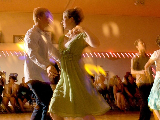 Entertainment venues that allow dancing are currently charged $300 for license fees — as opposed to $100 for those that don't. - YOUNG KWAK PHOTO