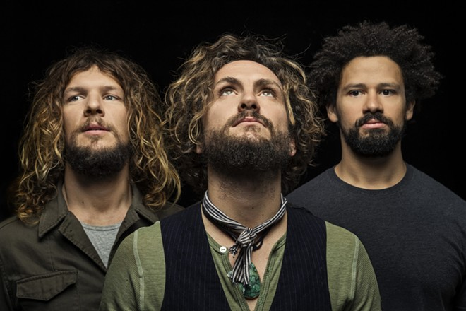 The John Butler Trio is one of the headliners of the new Spokane music festival Tinnabulation, coming in September.