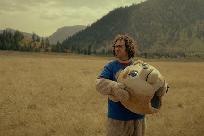 Kyle Mooney in Brigsby Bear.