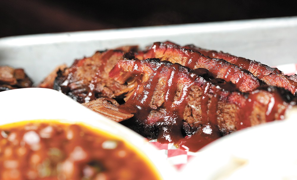 The quest to become a true brisket master can be a long and hard road. - YOUNG KWAK