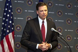 Former FBI Director James Comey could testify before the Senate next week.
