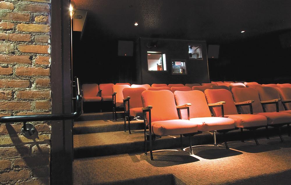 Tired of predictable blockbusters? Head to the Magic Lantern Theatre. - JENNIFER RAUDEBAUGH