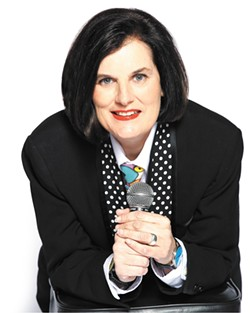 Paula Poundstone is at the Bing on Thursday.
