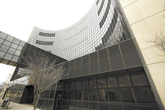 Spokane County Jail