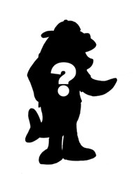 The Indians' Redband Trout mascot will remain an anonymous mystery until July 8. - SPOKANE INDIANS PHOTO
