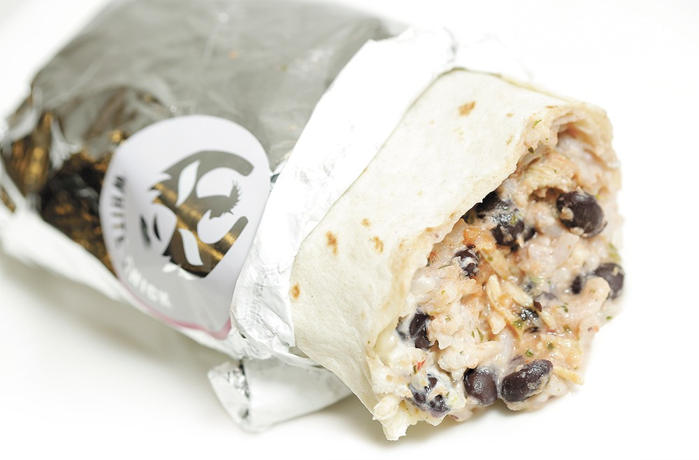 Sweeto Burrito has four Inland Northwest locations. - YOUNG KWAK