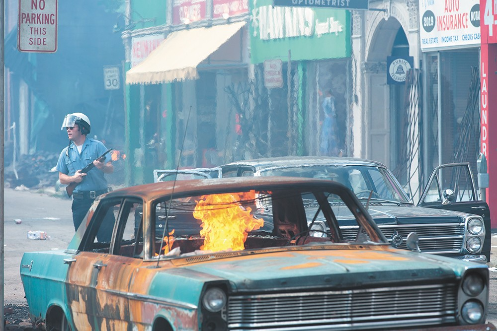 Detroit explores racial tension in America with unflinching detail.
