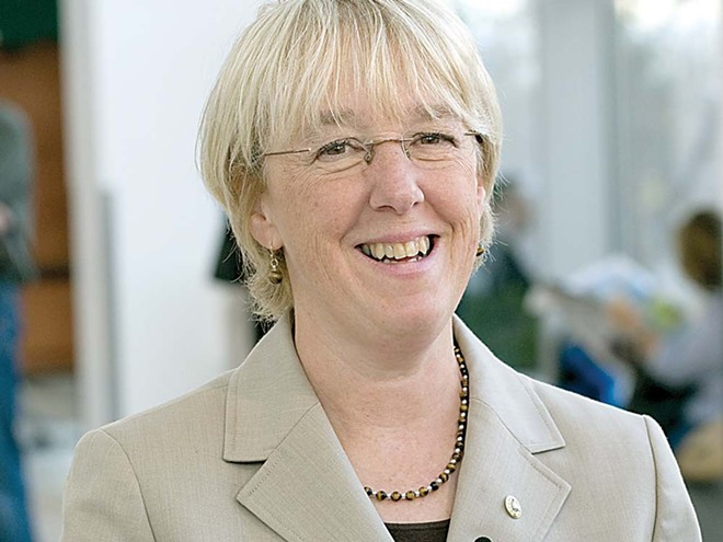 Washington Sen. Patty Murray has a reputation for being able to make deals with Republicans.