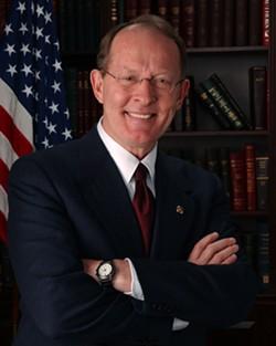 Tennessee Sen. Lamar Alexander