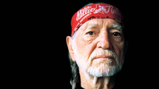 Willie Nelson headlines a sold-out show at Northern Quest on Tuesday.