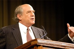 Charles Murray: The Bell Curve author is not welcome to speak at Boise's Red Lion.