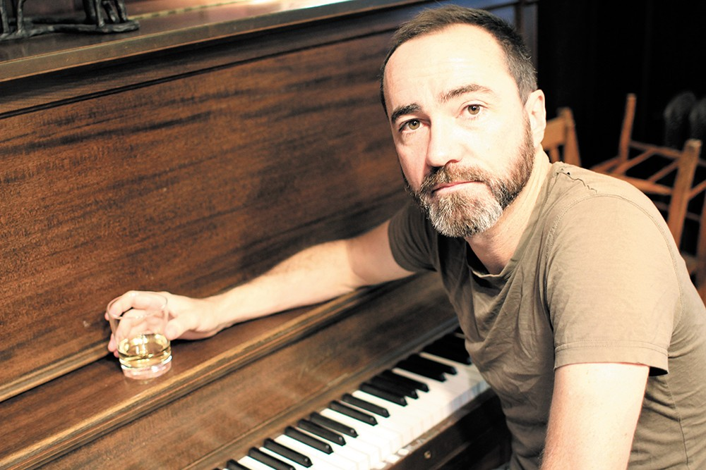 Shins leader James Mercer