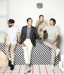 OK Go headlines Sunday.