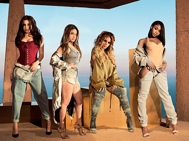 Fifth Harmony headlines a show at the Spokane County Interstate Fair on Wednesday.