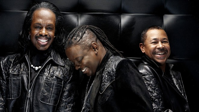 Earth, Wind & Fire headline the INB Performing Arts Center on Saturday.