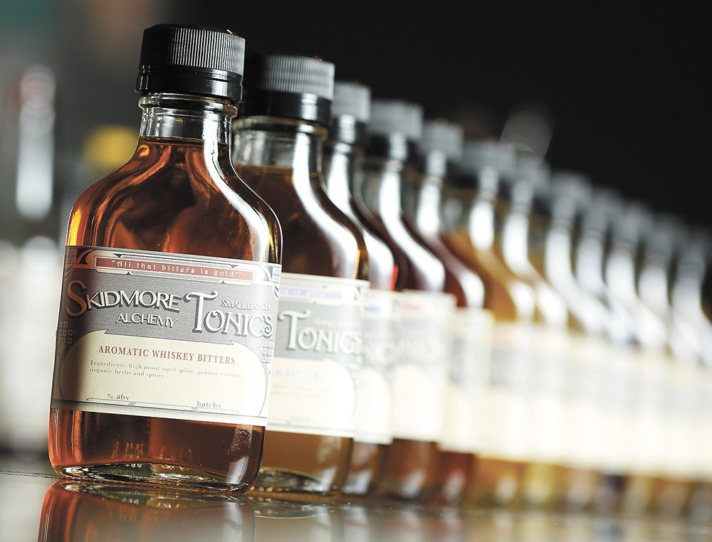 Aromatic bitters have a long history of medicinal uses; now the tonics are seeing a resurgence in modern bartending practices. - YOUNG KWAK