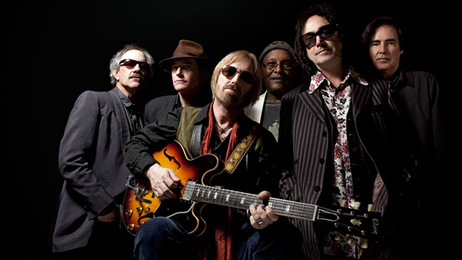 Tom Petty and the Heartbreakers - WARNER BROS. MARY ELLEN MATTHEWS IMAGE
