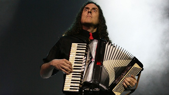 """Weird Al"" Yankovic will perform at the Fox Theater on May 27."