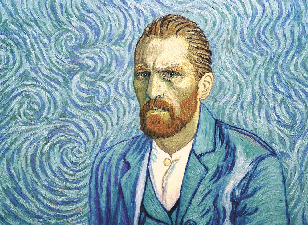 A different kind of self-portrait: Loving Vincent explores van Gogh's final years through his own influential style.
