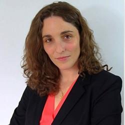 Public defender and challenger Jocelyn Cook
