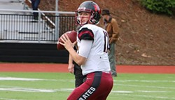 It's 10,209 yards of total offense and counting for Whitworth's Ian Kolste, with one regular-season game left to play. - WHITWORTH ATHLETICS