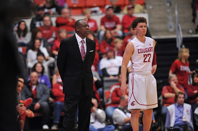 WSU men's coach Ernie Kent will rely on Malachi Flynn, the team's lone returning starter. - WSU ATHLETICS