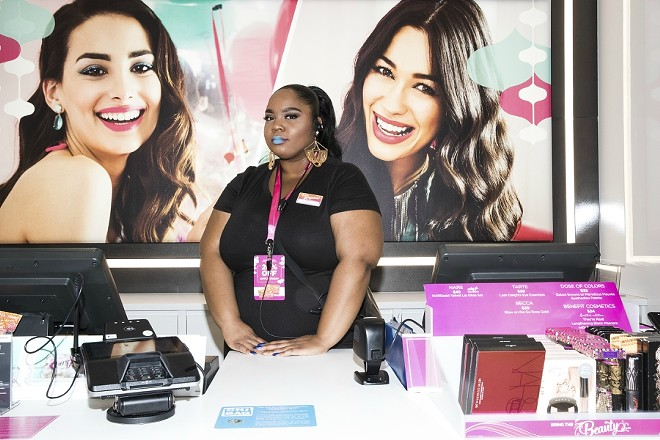 An Ulta Beauty store in Chicago, Nov. 13, 2017. Ulta has rapidly expanded its reach in recent years, opening hundreds of new stores. - SAVERIO TRUGLIA/THE NEW YORK TIMES