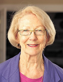 Mary Lou Reed, an Inlander commentator and a former Idaho state senator, helped found the Kootenai Environmental Alliance and the Idaho Conservation League.