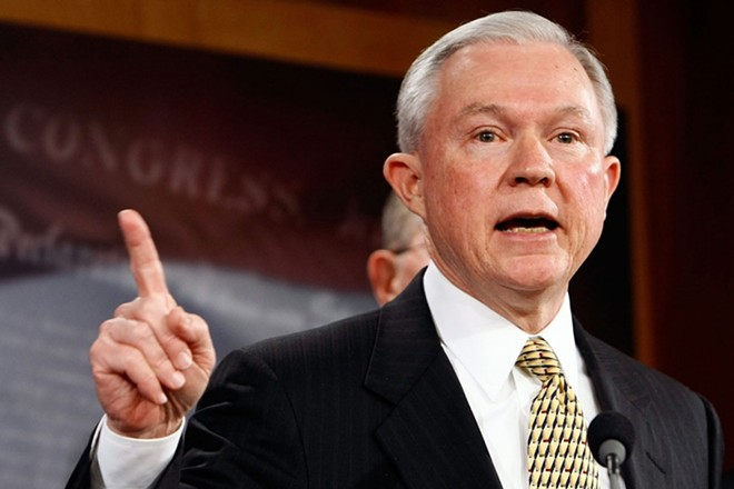 What does Attorney General Jeff Sessions' recent shift on marijuana policy mean for Washington's weed industry?