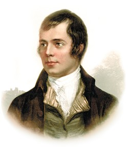 Two local food-and-drink events celebrate the Jan. 25 birthday of Scottish poet Robert Burns.