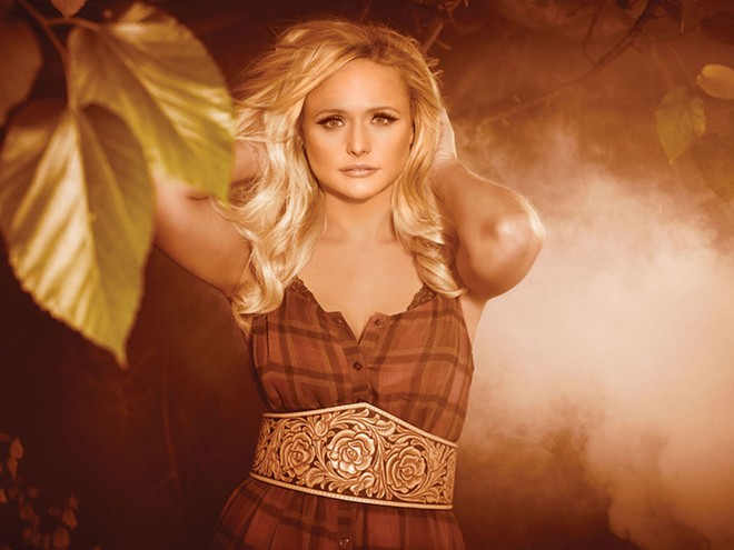 Miranda Lambert headlines Friday at the Spokane Arena.