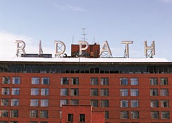 After years of wrangling, the Ridpath is back on track.