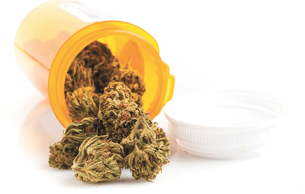 Even where medical marijuana is legal, some doctors remain reluctant to prescribe it.