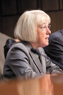 Sen. Patty Murray - ANDREW HARRER/BLOOMBERG VIA GETTY IMAGES