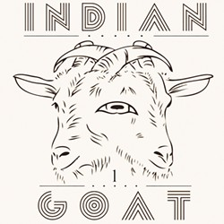 Indian Goat's debut 1, which is set to get a follow-up this spring.