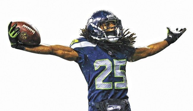 Sounds like Richard Sherman might be joining Michael Bennett on his way out of Seattle. But hey, at least Ichiro is coming back, right?