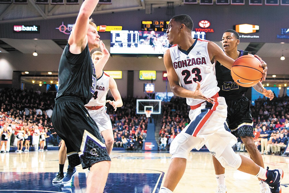 Zach Norvell is a candidate for a March Madness breakout. - LIBBY KAMROWSKI