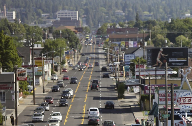 spokane rolls out marketing pilot for north monroe construction