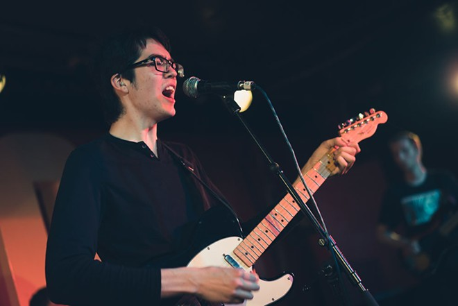 Car Seat Headrest headlines the Knitting Factory on Wednesday.