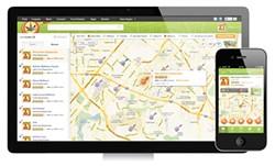 Weedmaps app